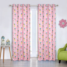 Load image into Gallery viewer, Duckland Pink Curtain