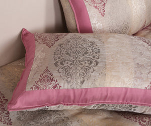 Harmony Light Pink Bedcover