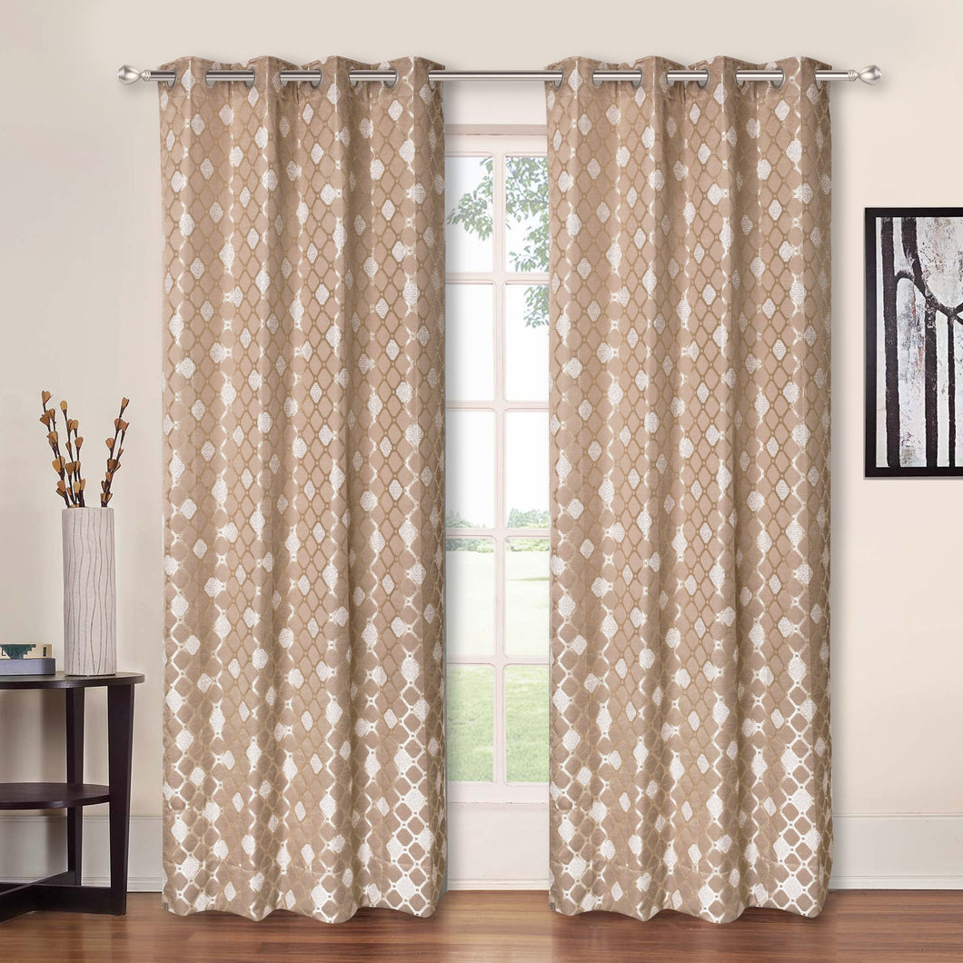 Pearl Mouse Curtain
