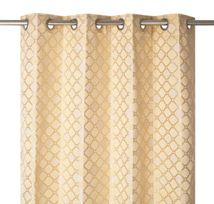 Pearl Gold Curtain