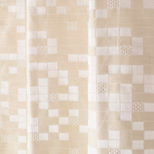 Load image into Gallery viewer, Maize Offwhite Curtain