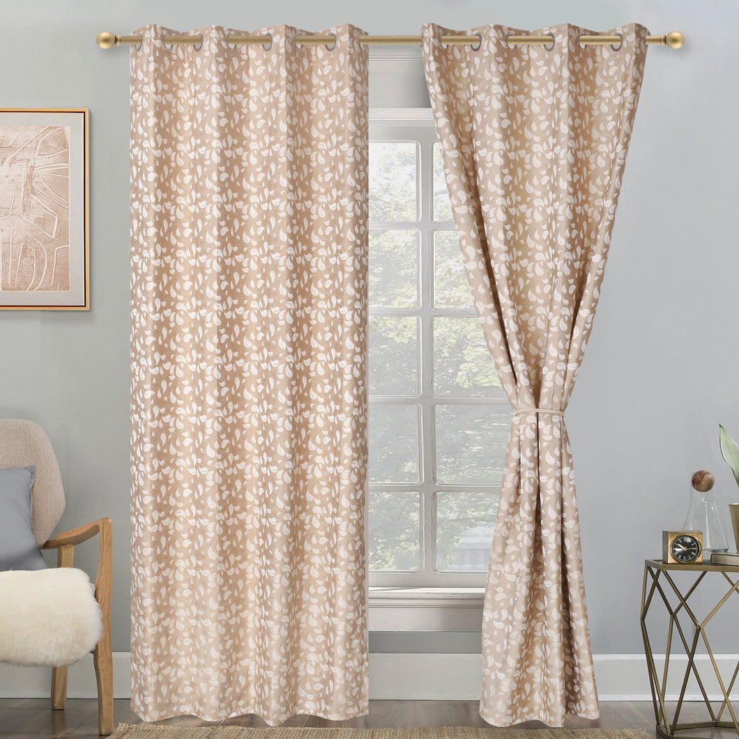 Mylin Beige Curtain