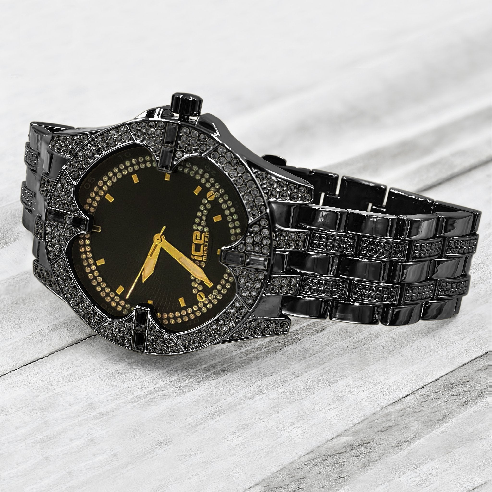 SOLITUDE ICE MASTER WATCH |562423 - Necklacescharm