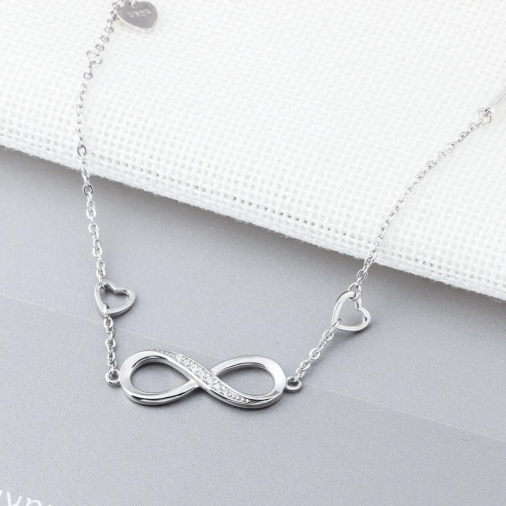 Sterling Silver Bracelet - Necklacescharm