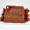 Chocolate Buttercream Cake - A Slice of Life_2