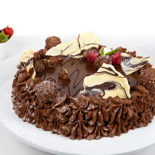 Chocolate Fudge Cake - A Slice of Life_1
