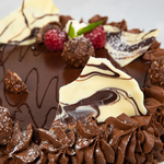 Chocolate Fudge Cake - A Slice of Life_4