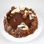 Chocolate Fudge Cake - A Slice of Life_5