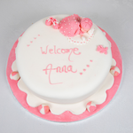 Fondant Iced Cake - A Slice of Life_1
