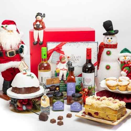 Season's Greetings Hamper
