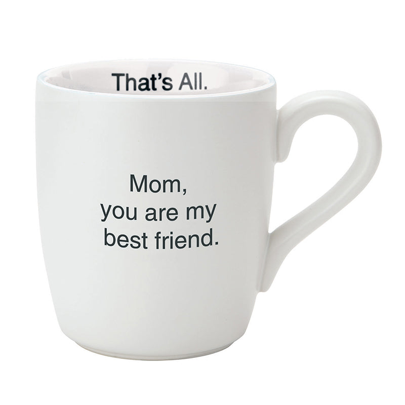 "Taza ""Mom best friend"""