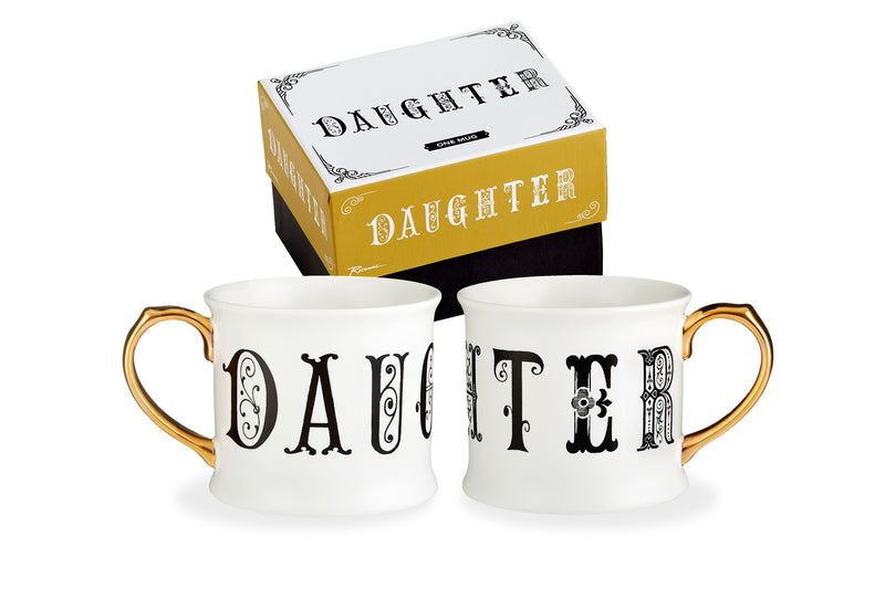 "Taza ""Daughter"""