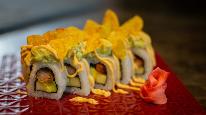 Sushi K-tana Roll Speedy Roll