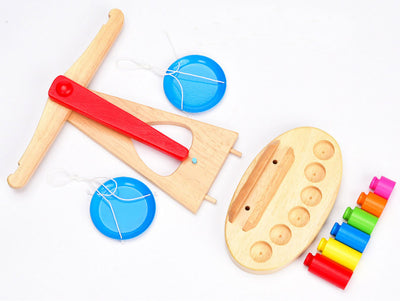 EDUPLAY Wooden Scale Kids Toys