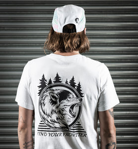 THE WOLF TEE.