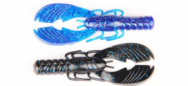 X-Zone Muscle Back Craw