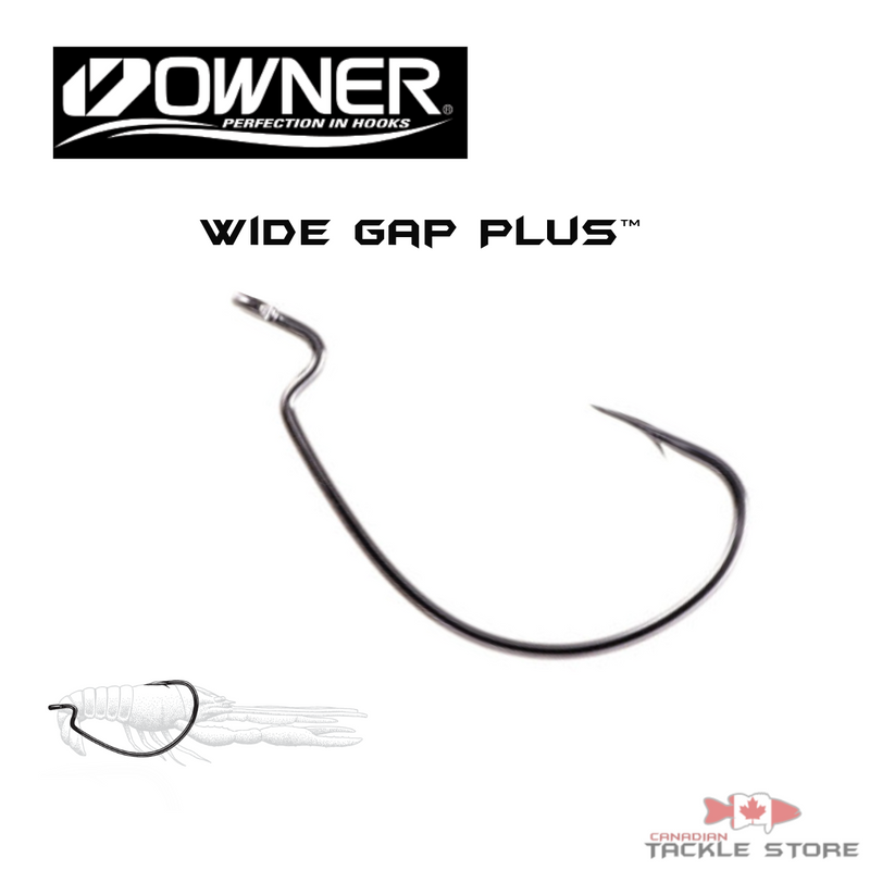 Owner Wide Gap Plus™ Hook