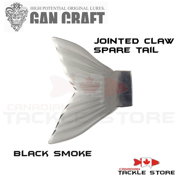 Gan Craft Jointed Claw Replacement Tails