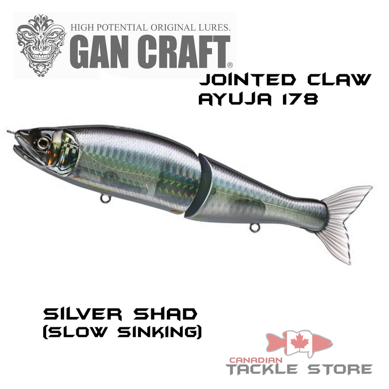 Gan Craft Jointed Claw Ayuja 178