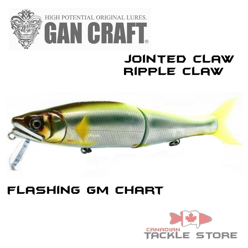 Gan Craft Jointed Claw Ripple Claw 178