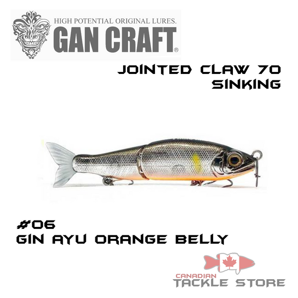 Gan Craft Jointed Claw 70