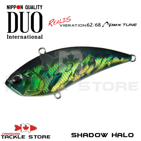 Duo Realis Vibration 62/68 Apex Tune