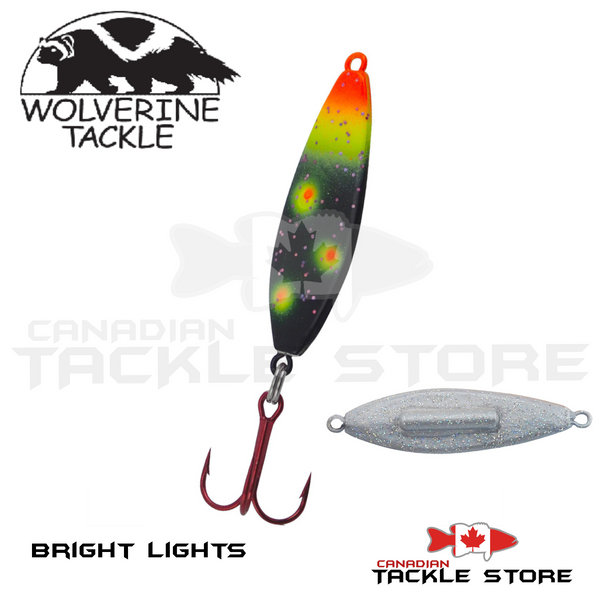 Wolverine Tackle Rattle Streak Spoon