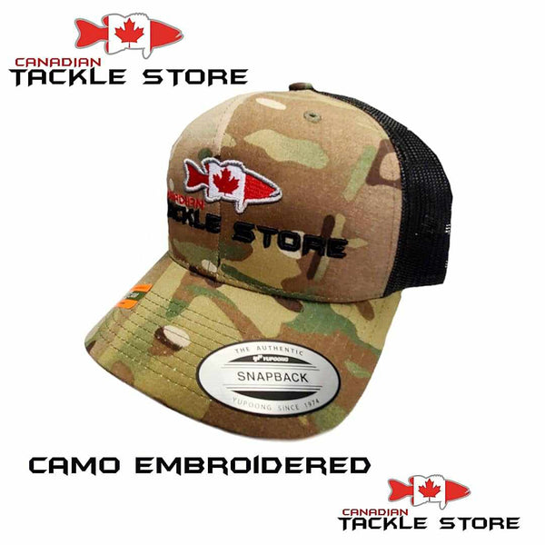 Canadian Tackle Store Official Cap