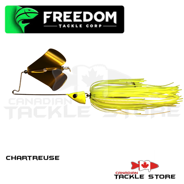 Freedom Tackle Swing Buzz Buzzbait