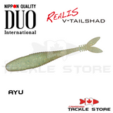 Duo Realis V-Tail Shad