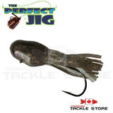 The Perfect Jig Goby Rattle Tube Head