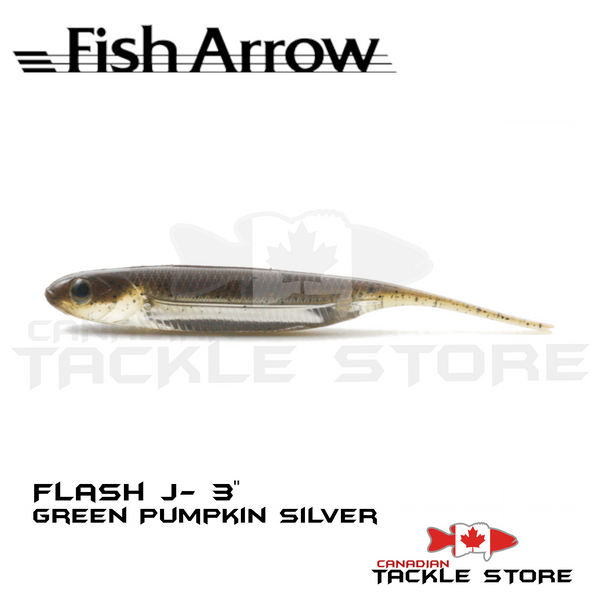 Fish Arrow Flash-J