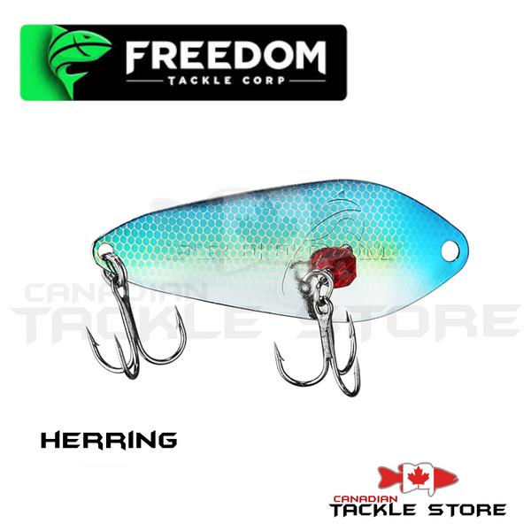 Freedom Tackle Minnow Spoon
