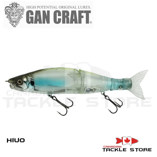 Gan Craft Jointed Claw Shift 183 Glide Bait