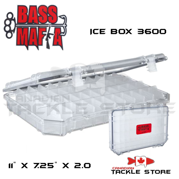Bass Mafia Ice Box Seriers