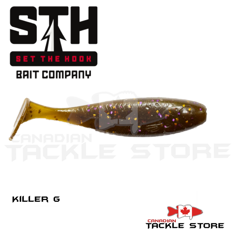 Set the Hook DSSM75 Swimbait