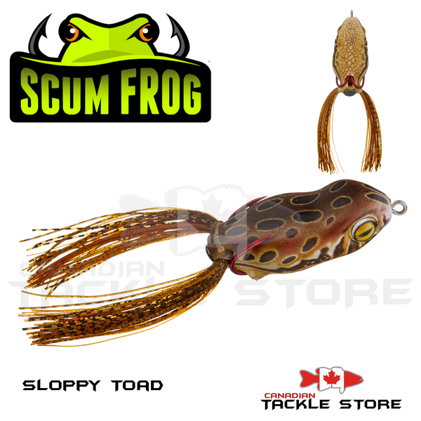 Scum Frog Launch Frog