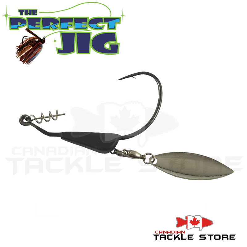 The Perfect Jig Tungsten Underspin