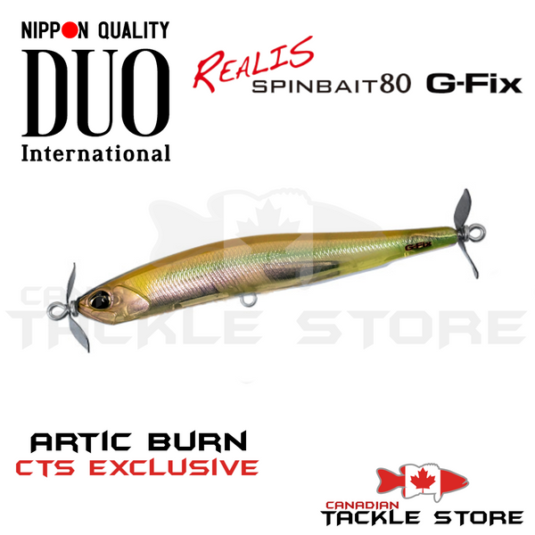 Duo Realis 80 G-Fix Spybait