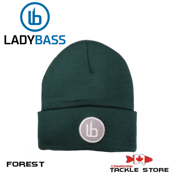LadyBass Official Toque