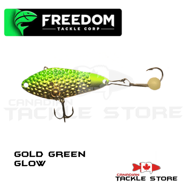 Freedom Tackle Hammered Minnow