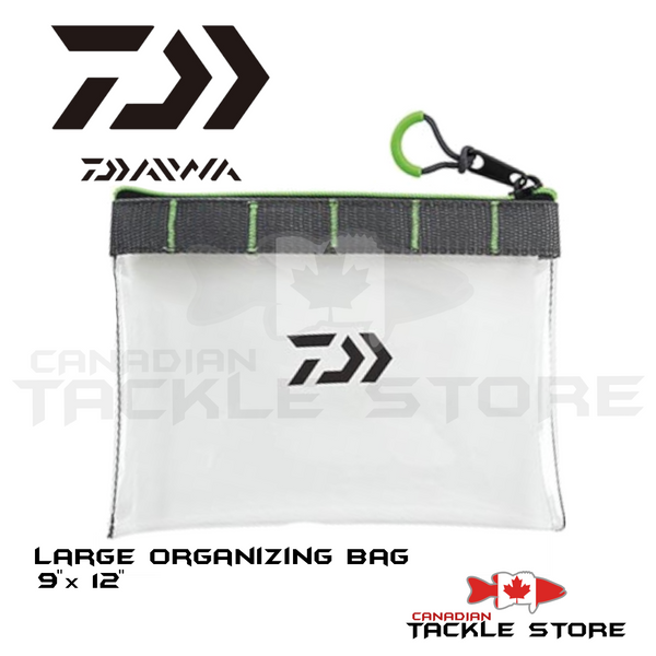 Daiwa Tactical View Organizing Bag's