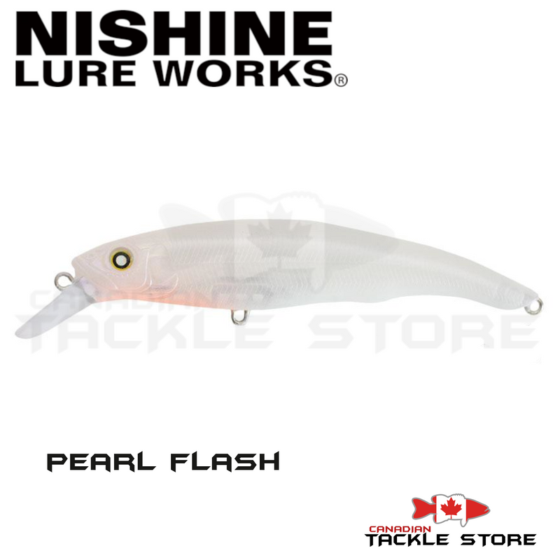 Nishine Lure Works Erie 95SD Jerkbaits