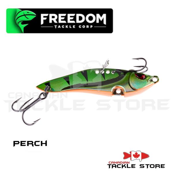 Freedom Tackle Blade Bait