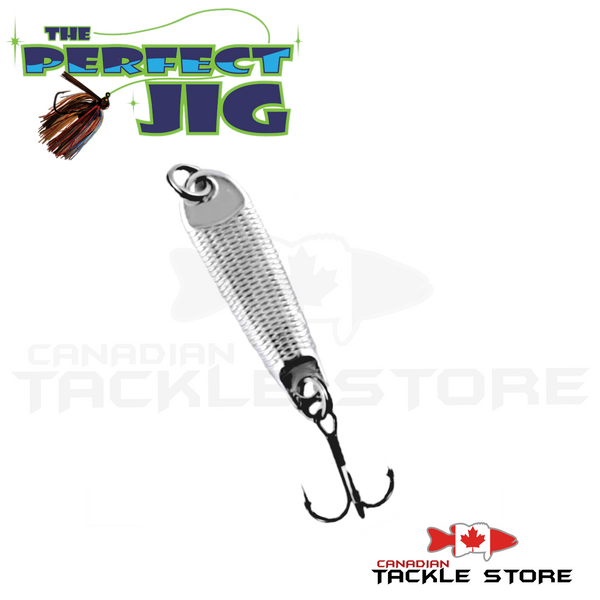 The Perfect Jig Tungsten Jigging Spoon