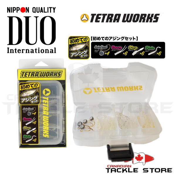 Duo Realis Tetra Works Entry Set