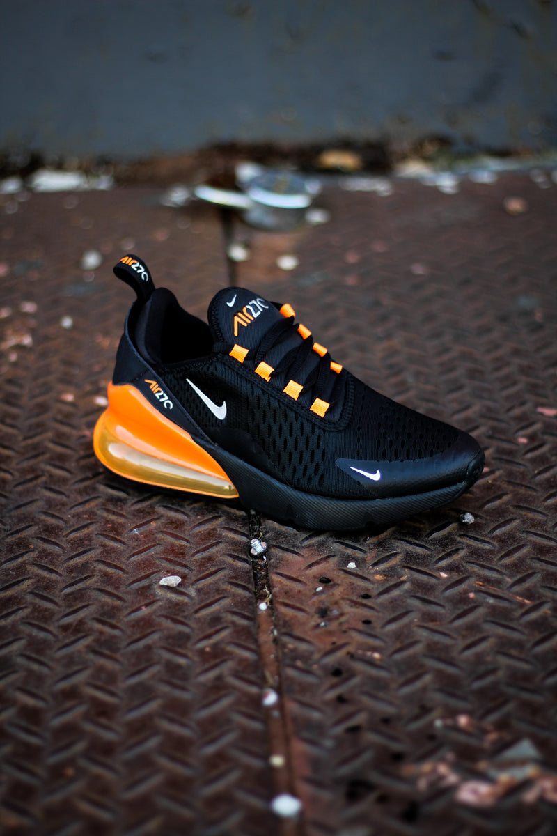"AIR MAX 270 (GS) ""TOTAL ORANGE"""