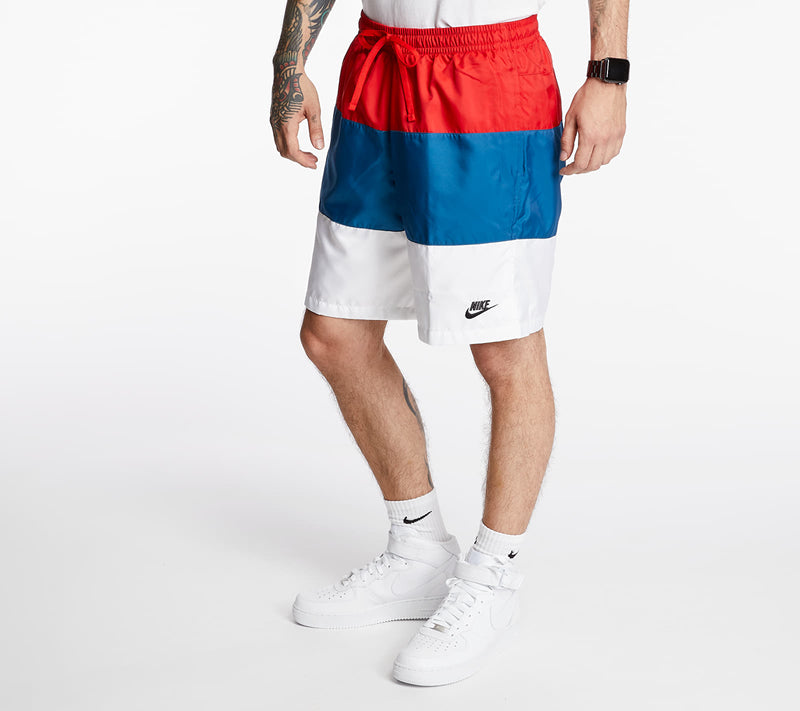 "NSW CITY EDITION SHORTS ""UNIVERSITY RED/INDUSTRIAL BLUE"""