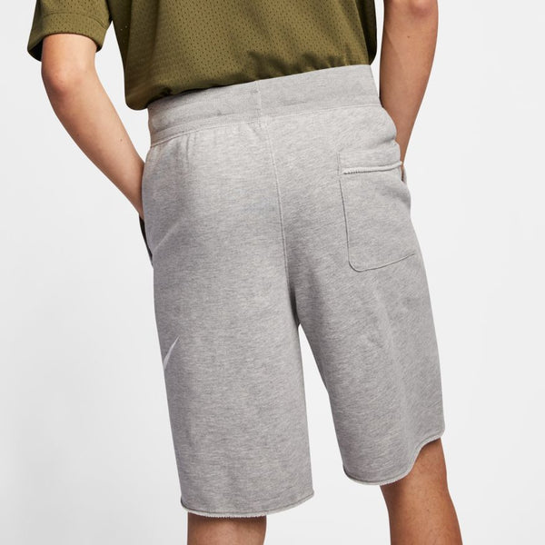 "NSW ALUMNI SHORTS ""HEATHER GREY"""