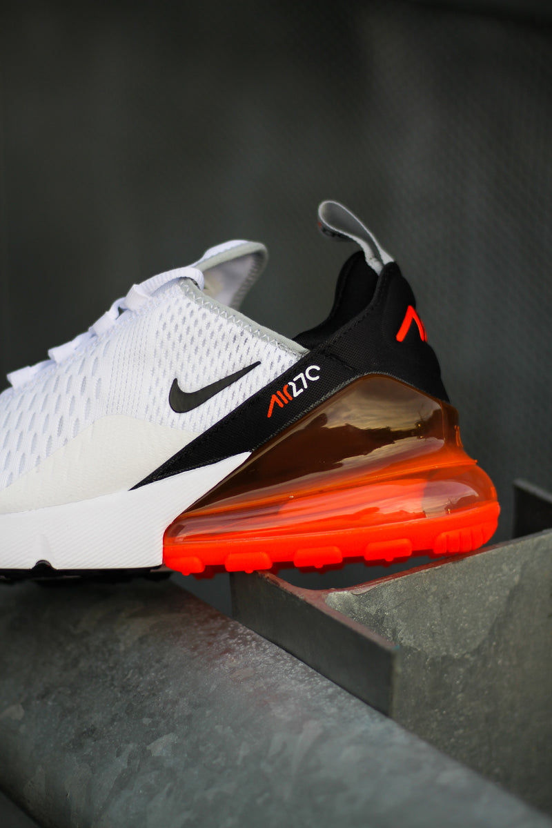 "AIR MAX 270 ""WHITE/BLACK"""